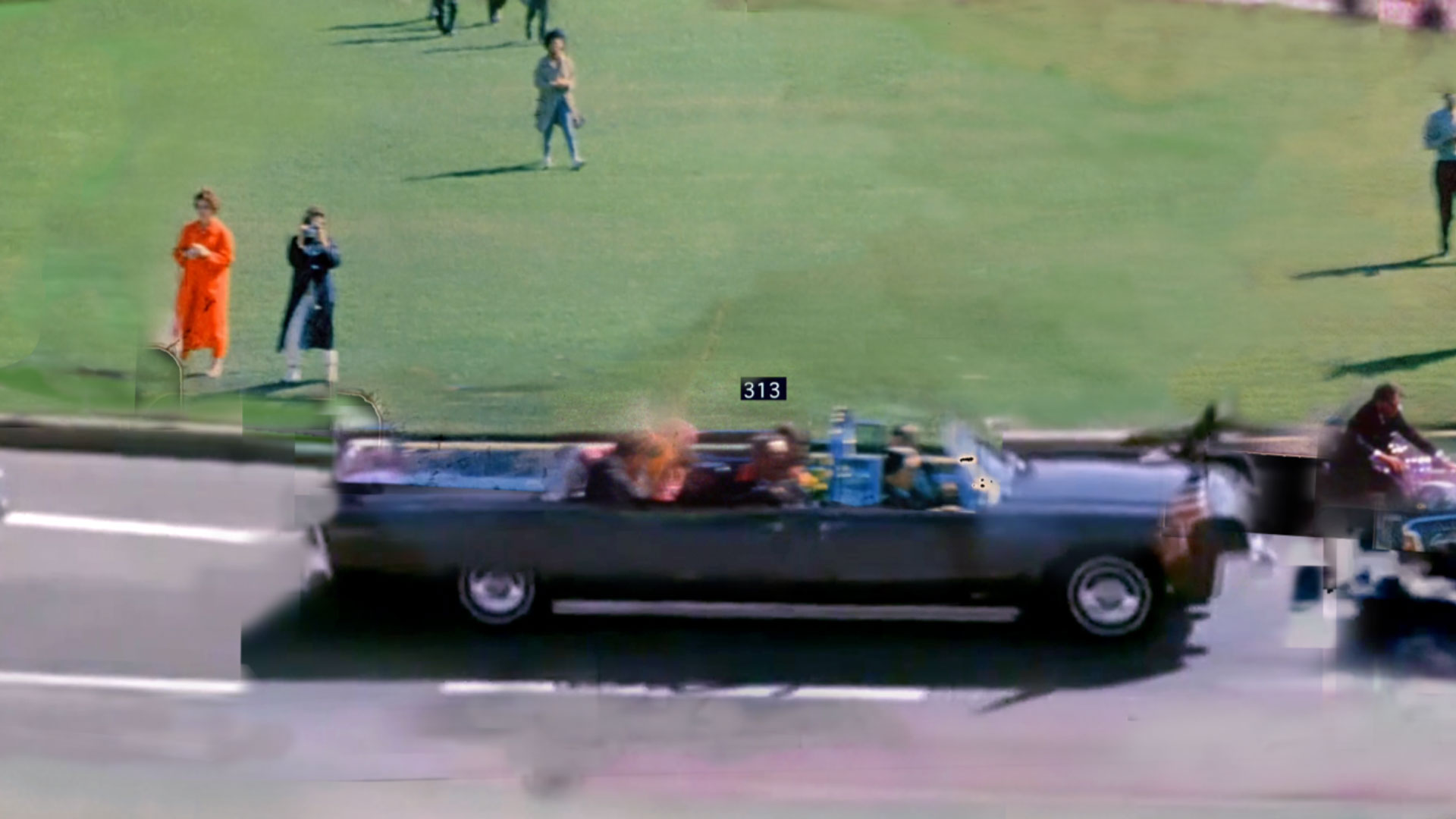 The Assassination of John F. Kennedy by Gordon Belray